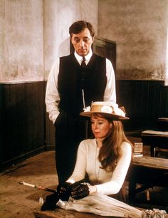 "Robert Mitchun et Sarah Miles in ""Ryan's Daughter"" (1970). Director: David Lean."