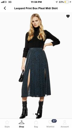 003ef9ebf4cf Sparkle & Fade Glitter Midi Dress in Leopard Print in 2018 | Looks |  Pinterest | Dresses, Urban outfitters and Clothes