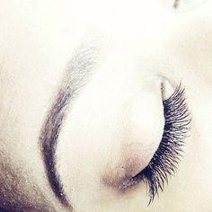 Come to Evolution Skin Care Studio for your V-lashes