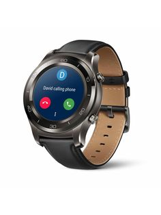 Huawei Watch 2 Classic - One Colour - Watch 2, Smart Watch, Latest Smartwatch, Huawei Watch, Bank Card, Ale, Kids Fashion, Classic, Colour