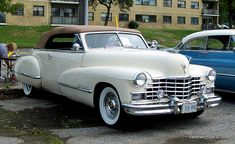1946 Cadillac Convertible | Flickr - Photo Sharing!