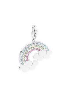 COLLEZIONE | HAPPY | S'Agapõ #HAPPY #arcobaleno  #charm #NEW Per un mondo a colori