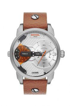DZ7309 - Diesel Mini Daddy heren horloge