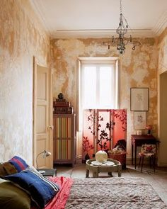 French bohemian style