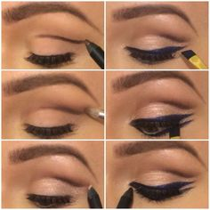 double wing make up