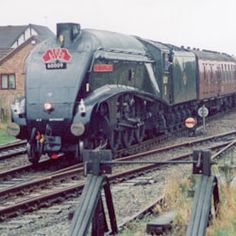 LNER Class A4 Steam Locomotive | Rail.co.uk