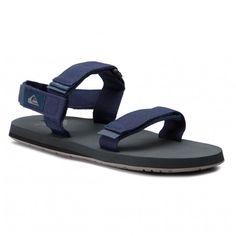 Sandale QUIKSILVER - AQYL100748 Xbsb - Sandale - Saboți și sandale - Bărbați - www.epantofi.ro Furla, Tommy Hilfiger, Calvin Klein, Shoes, Fashion, Clothing, Sandals, Moda, Zapatos