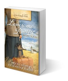 She turns to a respected circuit preacher to protect her from a forced marriage but with no return fare and few friends, Julia's options are bleak. What is God's plan for her in the middle of the vast Montana prairie?