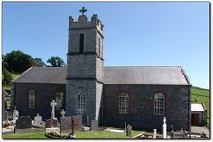 Church of St. John, Middletown, Co. Armagh, Northern Ireland, Built 1813