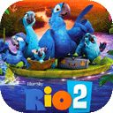 Rio 2 Coloring Pages to online paint and black and white pictures for free coloring, Rio 2 coloring pages to color now!