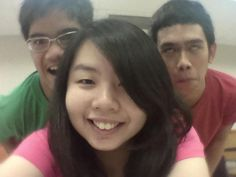 With my Blockmates again College Life