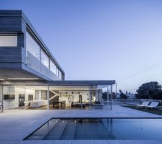 Gallery of Dual House / Axelrod Architects + Pitsou Kedem Architects - 6
