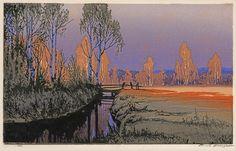 Gurney Journey: Oscar Droege's Color Woodblock Prints