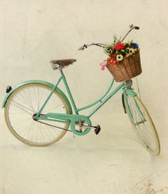 E se Esta Casa Fosse Minha!?: Bicicleta na decoração!