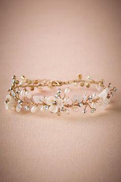 BHLDN Morning Dew Bracelet in Shoes & Accessories Jewelry Bracelets Cute Jewelry, Body Jewelry, Women Jewelry, Fashion Jewelry, Jewelry Bracelets, Glass Jewelry, Gold Fashion, Hair Jewelry, Fashion Rings
