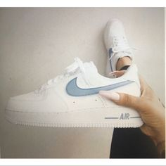Cute Sneakers, Sneakers Nike, Nike Shoes Air Force, Aesthetic Shoes, Hype Shoes, Fresh Shoes, Trendy Shoes, Cute Teen Shoes, Custom Shoes