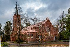 Akaan seurakunta - Kylmäkosken kirkko