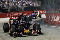 Max Verstappen Singapore 2015