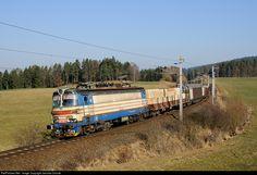 RailPictures.Net Photo: CD 340 055 3 Ceske Drahy CD 340 at Deutsch Hörschlag, Austria by Jaroslav Dvorak