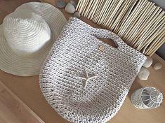 REJAdekor / TOTE BAG linen Linen Bag, Straw Bag, Tote Bag, Bags, Handbags, Totes, Bag, Tote Bags, Hand Bags