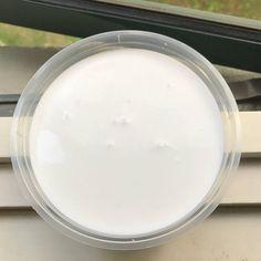 Glossy White Slime