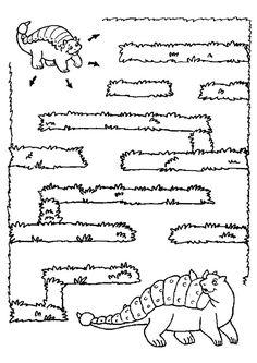Gabii coloring pages ~ Recursos d'un mestre d'infantil: PROYECTO DE LOS ...