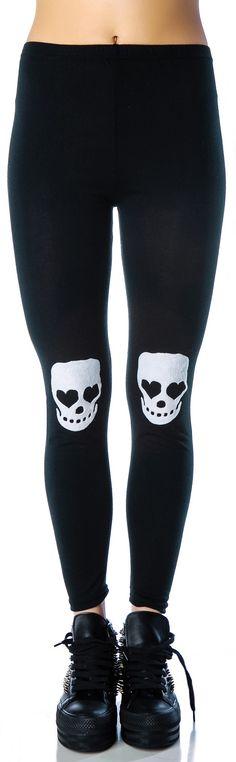Spooky Fashion Love : Skulls ♥ | Storybook Apothecary