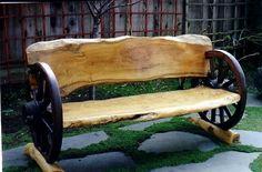 fioriere panchina in legno - Cerca con Google