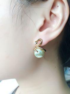 Long White Stone Rhinestones Dangle Tassel Bridal Earrings for Women Vintage Statement Turkish Fashion Jewelry P1 Isn`t it awesome? www.lolfashion.ne... #Jewelry #shop #beauty #Woman's fashion #Products
