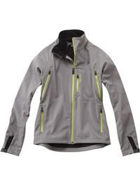 Madison Grey Shoftshell Flux Womens MTB Jacket