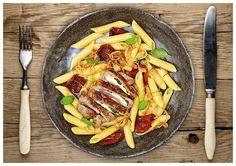 Italienische Steak-Röllchen