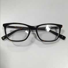 9ed43bd6690 Warby Parker Accessories - Warby Parker Welty Black Glasses