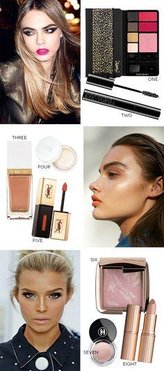 Festive Holiday Makeup