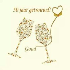 50 jaar gouden bruiloft 13 best Gouden bruiloft images on Pinterest | 50th party  50 jaar gouden bruiloft