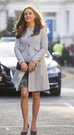 Pin for Later: 60 Style Lessons Kate Middleton Taught Us That We'll Never Forget Frankly, It's Even a Little Sexy
