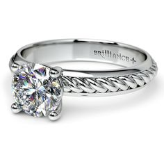 95 Best Platinum Engagement Rings Images On Pinterest In 2018