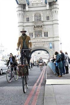 London Tweed run 2012
