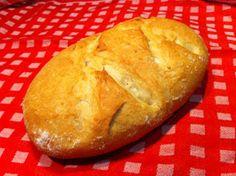 recetas de cocina comida casera pan galletas canapés Oven Recipes, My Recipes, Cooking Recipes, Recipies, Cooking Dishes, Cooking Time, Bread Ingredients, Our Daily Bread, Pan Bread