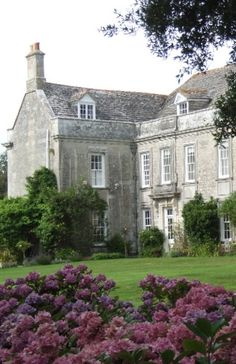 Smedmore House - Dorset, England. A country house near Kimmeridge, it is not normally open to the public.