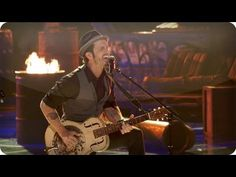 """Honestly my favorite version of this song, EVER. """"99 problems"""" performed on the voice by contestant Tony Lucca."""