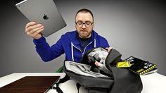 PRODUCT LINKS BELOW Pacsafe Z400 - http://amzn.to/1MaMxiu EARPLANES - http://amzn.to/1TQJRrI Sony Bluetooth Headphones - http://amzn.to/1MotDor MacBook Pro -...