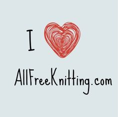Find all sorts of free knitting patterns on AllFreeKnitting.com, including knit scarf patterns, knit sweater patterns and more.