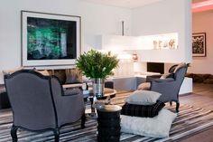 Raumkonzepte Peter Buchberger / Project: Apartment Möhlstrasse