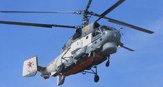Noticia Final: Marinha russa receberá os primeiros 8 helicópteros...