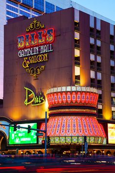 Bye Bye Bill's, Las Vegas, Nevada. I stayed here on my first trip to vegas! Bet it will be sad not seeing it there when I go back in three weeks! Las Vegas Hotels, Vegas Casino, Las Vegas Strip, Las Vegas Nevada, Casino Night, Old Vegas, Vegas Fun, Rc Boot, Living In La