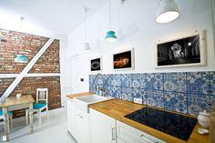 Kuchnia styl Eklektyczny - zdjęcie od Aleksandra Bartkiewicz