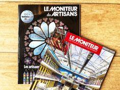 Deux magazines incontournables pour les pros du bâtiment et de la construction. Nos clients y sont bien représentés ! Laurence, Magazines, Construction, Journals, Building