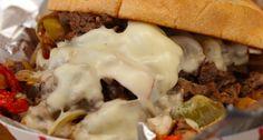Philly Cheese Steak from Las Vegas, Nevada's FoodSlingers.