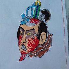 Japanese Tattoo Designs, Japanese Tattoos, Oriental Tattoo, Irezumi Tattoos, Samurai Tattoo, Pin And Patches, Japan Fashion, Tattoo Sketches, Tattoo Photos