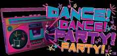 dance dance party party - Google Search